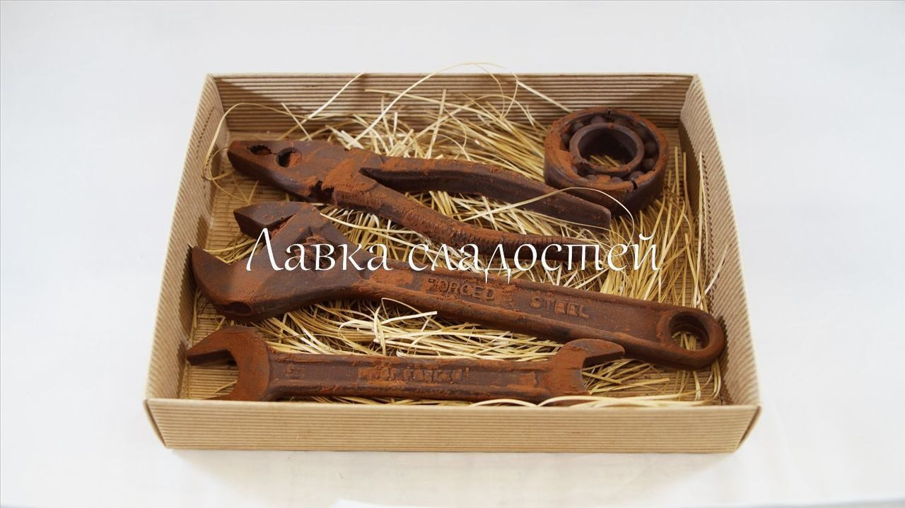 Подарки из шоколада для мужчины 369