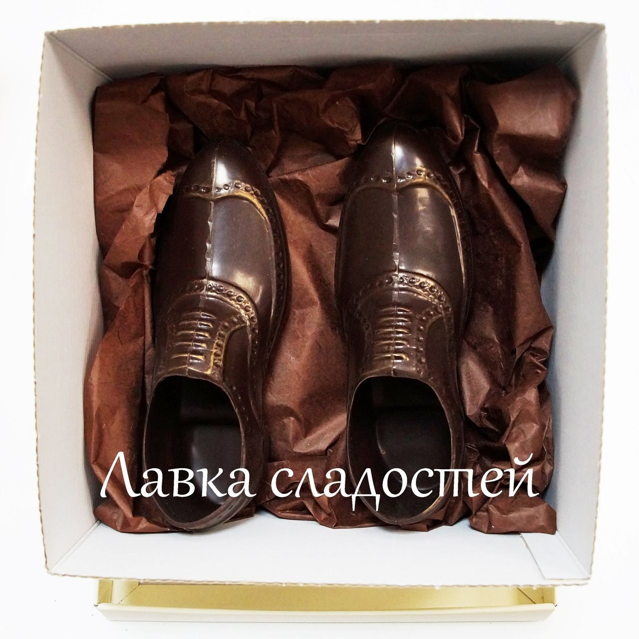 Подарки из шоколада для мужчины 811